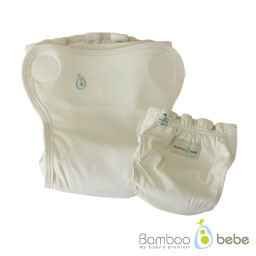 [Old Version] Shurum Waterproof Diapers Cover_Natural