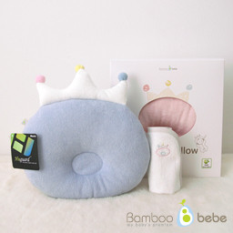 Mild bamboo pillow package