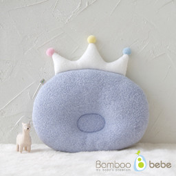 Mild bamboo bamboo duck pillow <br> Blue prince