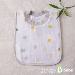 Bamboo Baby Easy Bib_Circle