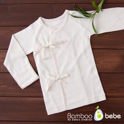Cream gentle bamboo swaddle