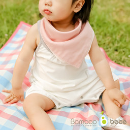 Mild bamboo sols and body suit (6 to 24 months)
