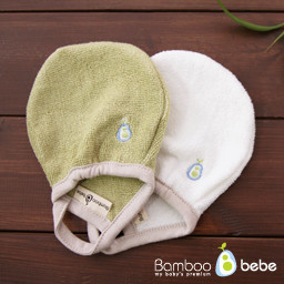 "[New Version] Handmade bamboo sticky bubble hand <br> <font color=""red""><b>[Ivory / Green 2 types 1]</b></font>"