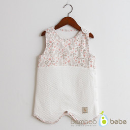 Bamboo mild sleep vest _ Alice Rabbit