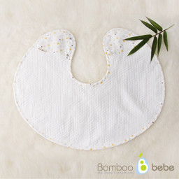 Weed mom mother bib (Cape style) <br> <b>(Smart / shiny / dongle 1)</b>
