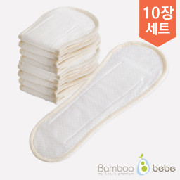 Mild Bamboo Wing Diapers 10_Secured Type