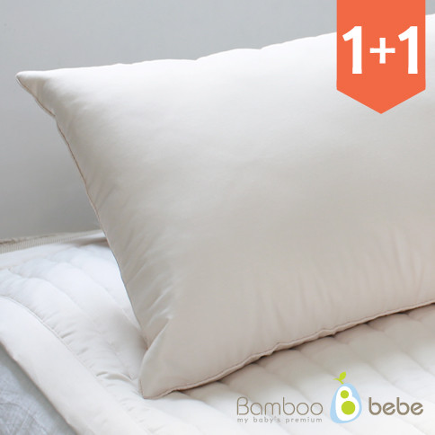 <font color=#d2446c><b>[1 + 1 Event]</b></font> <br> Mummy bamboo mom and ruby pillow cover for mother (2 types 1) _70cmx50cm