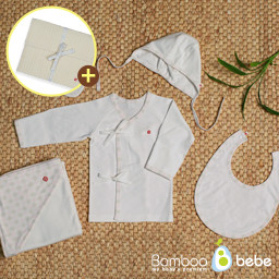 Mild Bamboo Dandong Xing Hua Gift Set 5 species _ lotus door <br> <font color=#d2446c><b>[Remembrance Pouch Gift _ Color Random]</b></font>