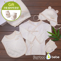 Mild Bamboo CreamGift Set 5 species <br> <font color=#d2446c><b>[Cream presentation]</b></font>