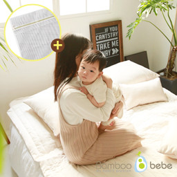 Mild bamboo mom and throat Pad & pillow set <br> <font color=#d2446c><b>[Smoke free laundry screen oversized presentation]</b></font>