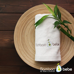 <font color=red><b>[More special deals for bamboo towels]</b></font><br> Soft Bamboo Tok Tok Face Towel_40cmX80cm