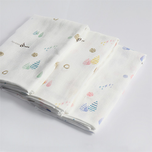 Bamboo Reusable Designed Cloth Diaper 3pcs set
