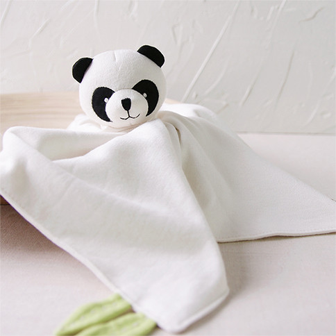 Bamboo Baby Panda doll