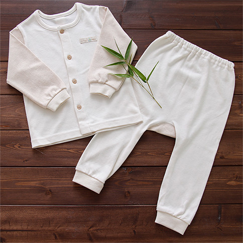 Bamboo Four Season Newborn Baby Innerwear Set